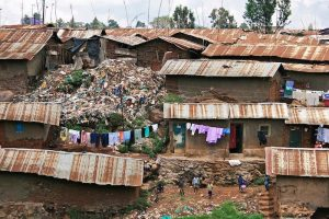 Kibera (photo courtesy of Colin Crowley)