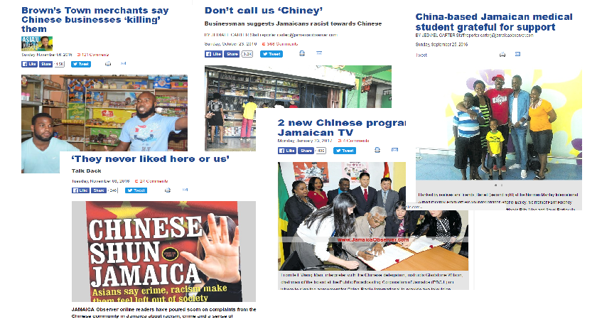 CHINESE JAMAICAN